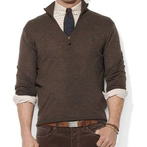 Polo Ralph Lauren • Brown Pullover